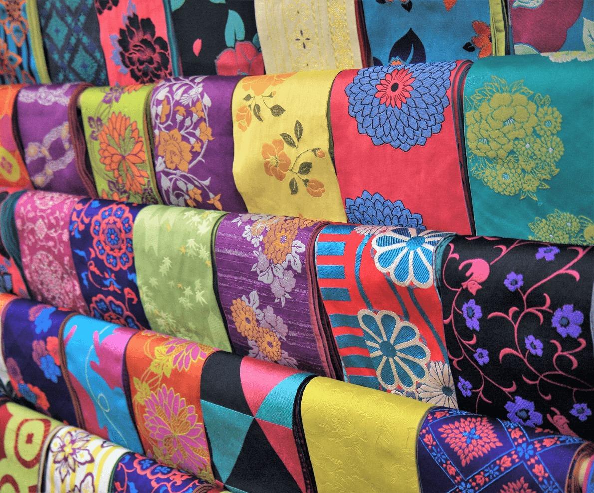 花かんざしは着物500着以上帯300種類以上の取り揃え