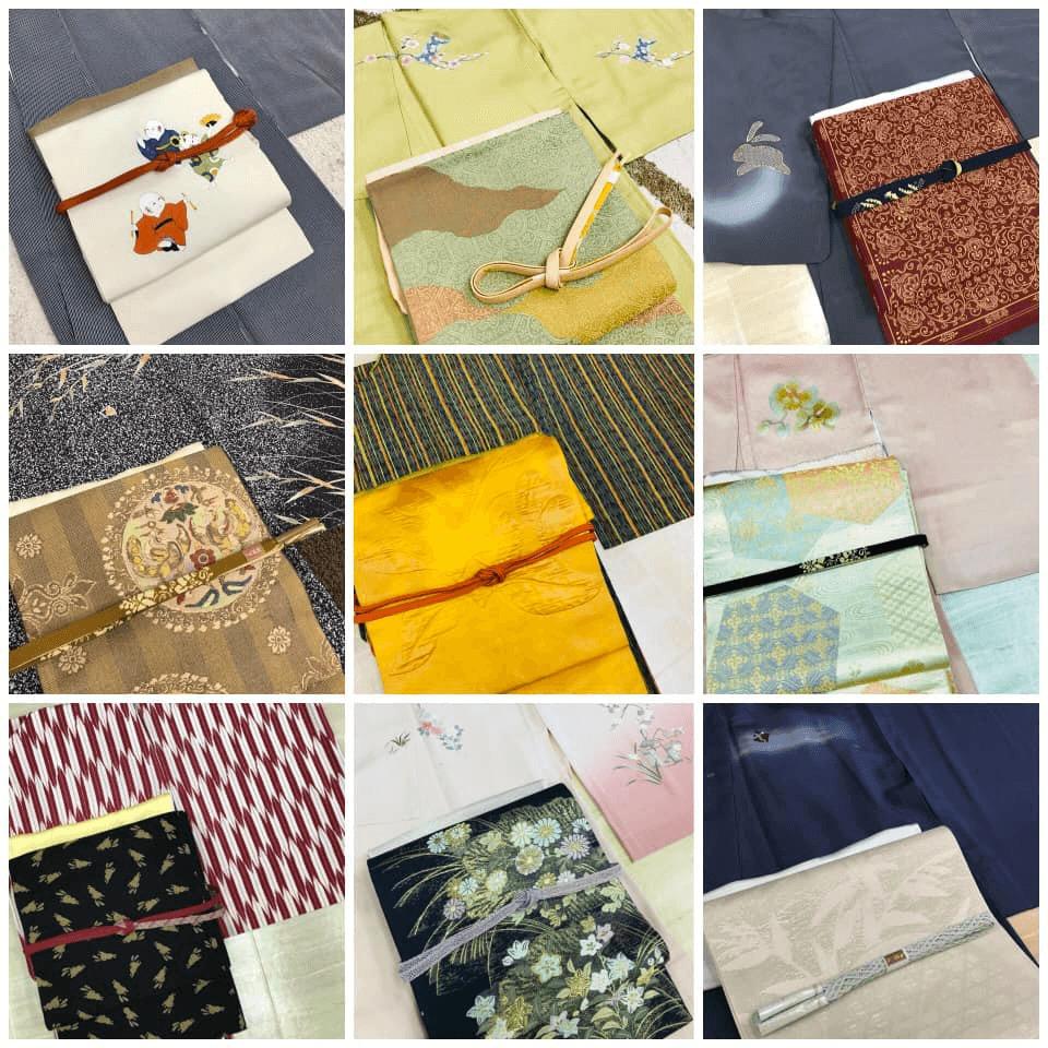 Kimono小夏は着物の総合店