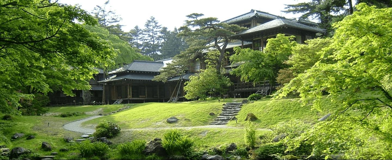 日光田母沢御用邸記念公園の写真1