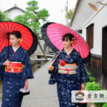 倉吉絣でまち歩きFV画像